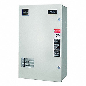 Automatic Transfer Switch,208V,31 In. H