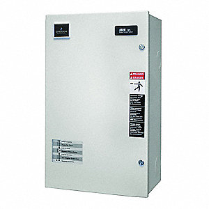 Automatic Transfer Switch,240V,45 In. H