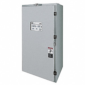 Automatic Transfer Switch,208V,50-1/2InH