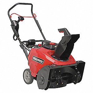 "Snow Blower, Clearing Path:  22"", Fuel Type: Gas, 10"" Auger Diameter"