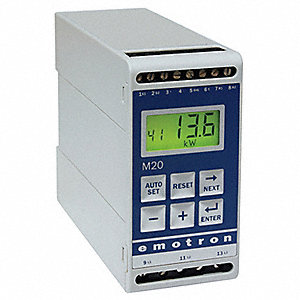 Shaft Power Monitor,380-500V Voltage,10A Input Current