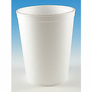Container,Disposable,White,32 Oz,PK250