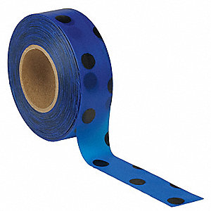 Flagging Tape, Polka Dot