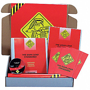 OSHA Lead Standards for Industry DVD Kit