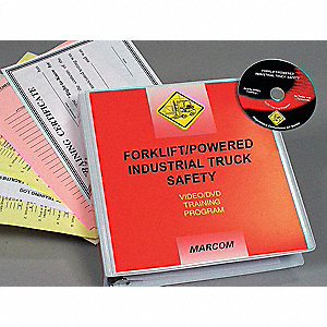 Forklift/PIT Safety DVD Program