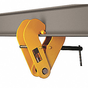 Beam Clamp,2000 lb.