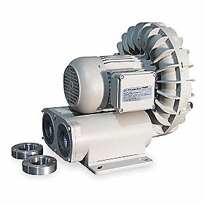 Regenerative Blower,0.75 HP,28 CFM