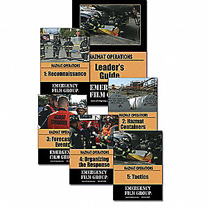 8hour,Operations Level Train Course,5DVD