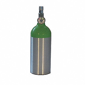 Emergency Oxygen Unit Repl Cylinder