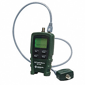NetCat 100 Cable Tester, VDV Wiring