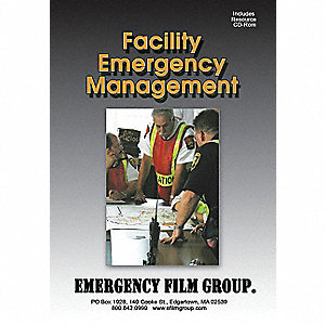 DVD,Facility Emergency Management