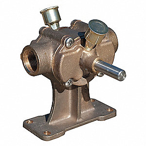 Pump, Pedestal, Inlet/Outlet 3/4 In.