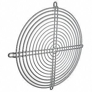 EBM-PAPST Wire Fan Guard, 1 EA,For Fan Size (In.) 11