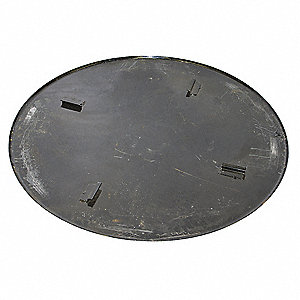 "Power Trowel Float Pan, 48"" Diameter Power Trowel, 1 EA"