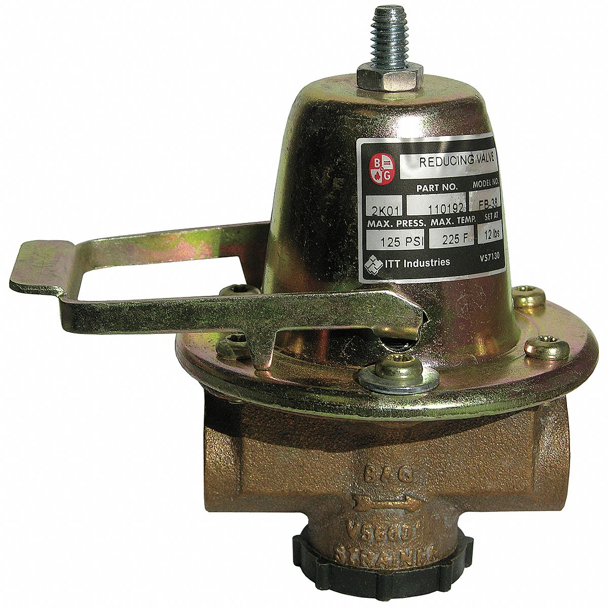 Bell Amp Gossett Water Pressure Reducing Valve 1 2 In