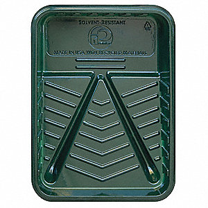 Paint Tray,1 qt.,Recycled Plastic