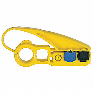 "Radial Cable Stripper,5-5/8"" Overall Length"