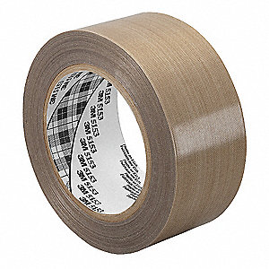 Cloth Tape,12x36 yd,6.8 mil,Light Brown