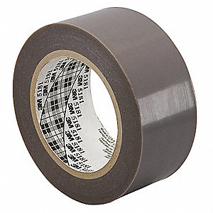 "Gray Skived PTFE PTFE Film Tape, 12"" Width, 36 yd. Length, 6.5 mil Thickness"