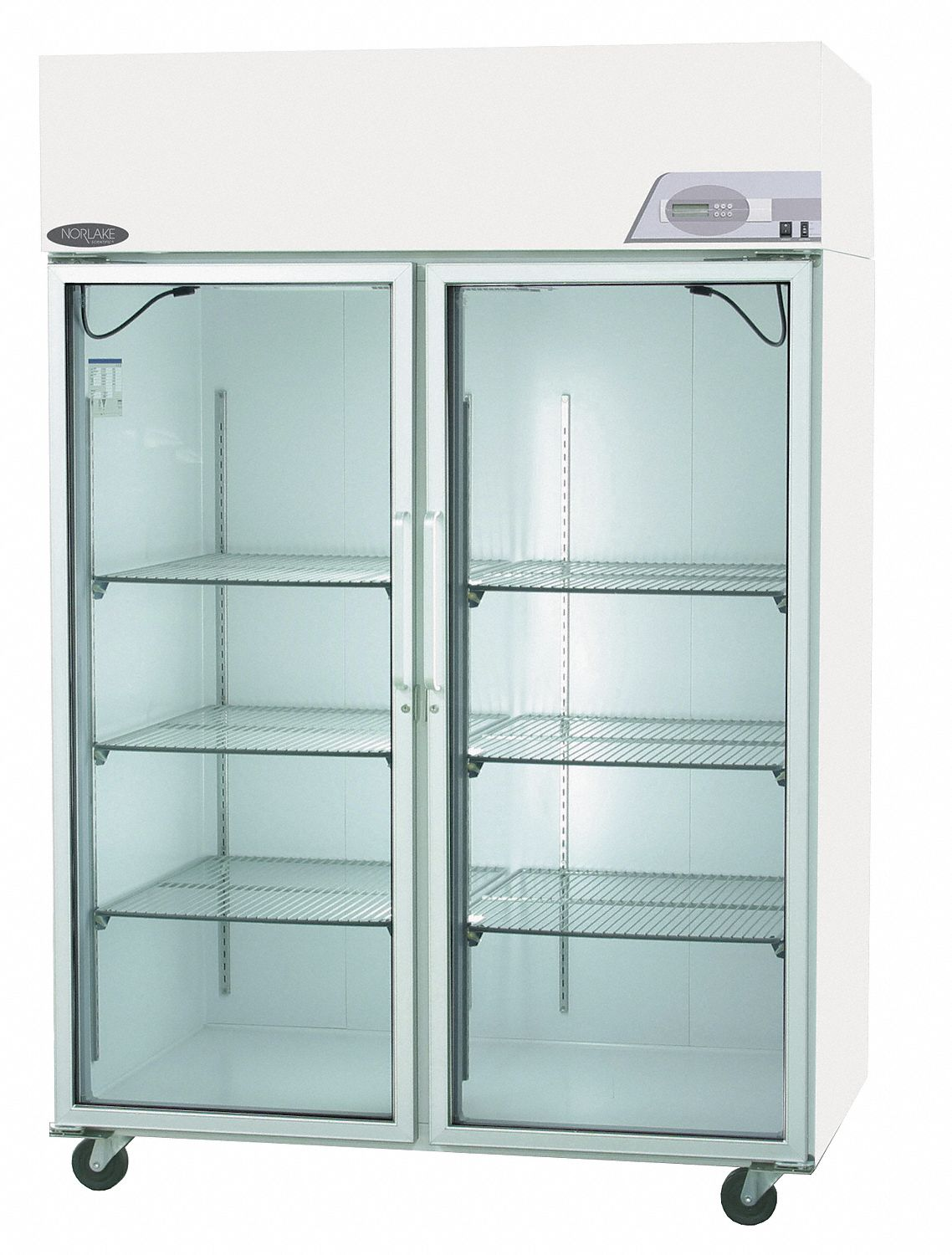 Nor Lake Scientific Refrigerator Upright 52 Cu Ft