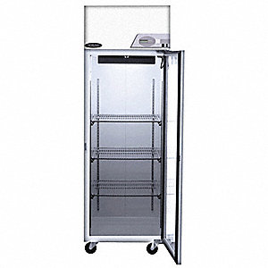 Refrigerator,Pass-Thru,25 CF,120V, 60 Hz