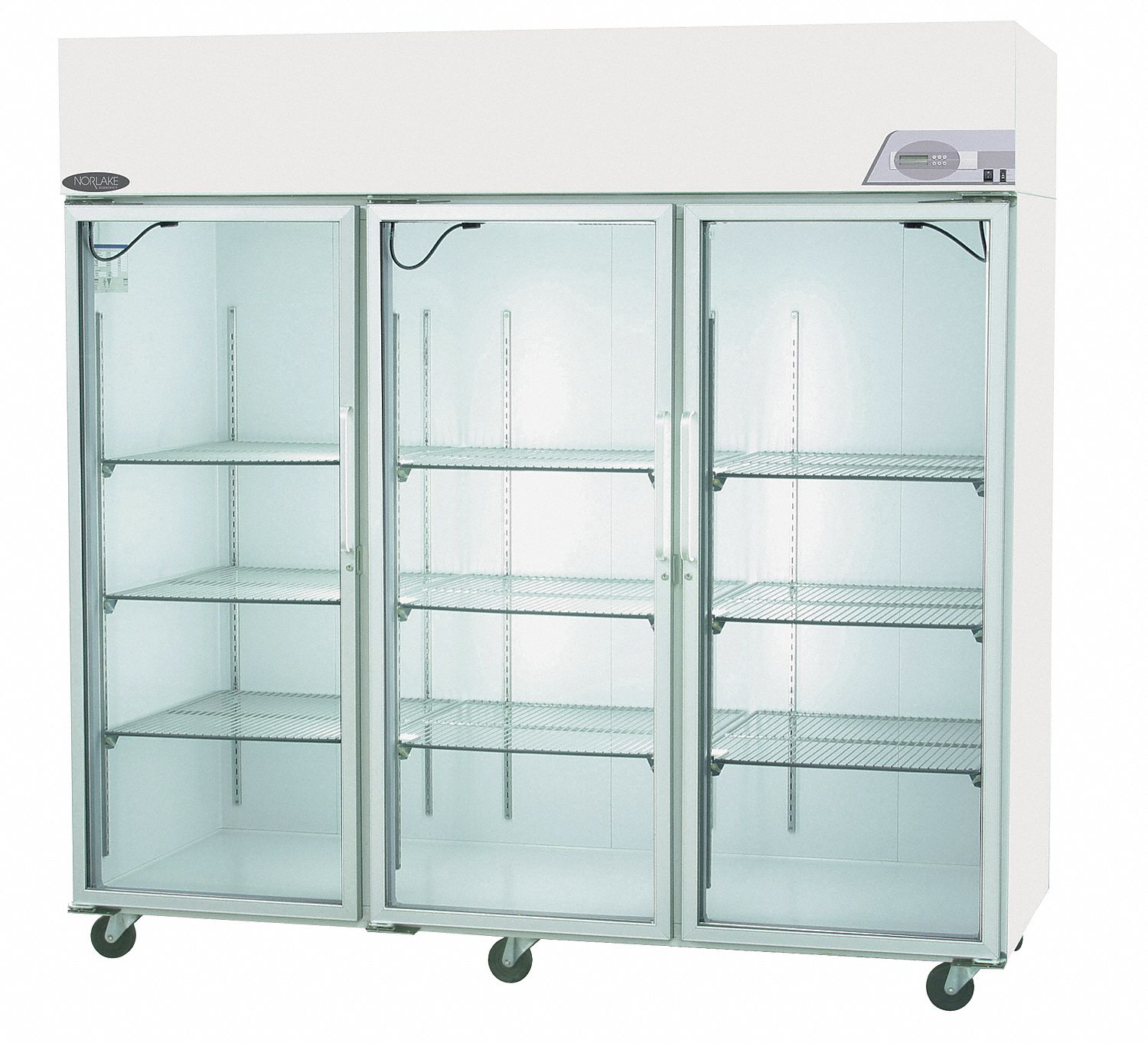Nor Lake Scientific Refrigerator Upright 85 Cu Ft