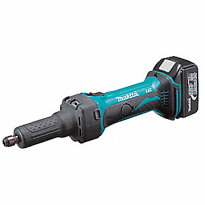 Cordless Die Grinder Kit,18V,1/4 In.