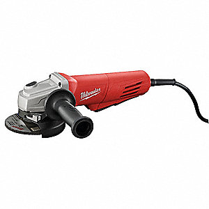 "4-1/2"" Angle Grinder, 11 Amps"