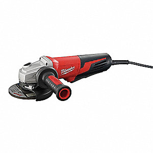"6"" Angle Grinder, 13 Amps"