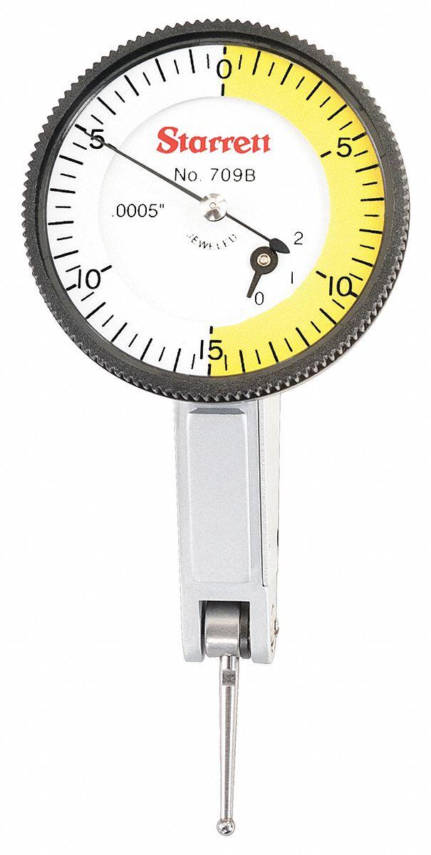 Starrett Electronic Indicator : Starrett dial test indicator hori to in naz