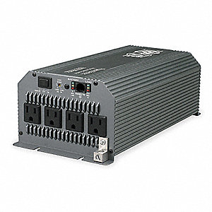 Inverter, 1000W, 4 Outlet, Hardwired