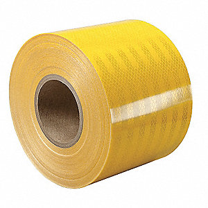 Marking Tape,Roll,4In W,150 ft. L