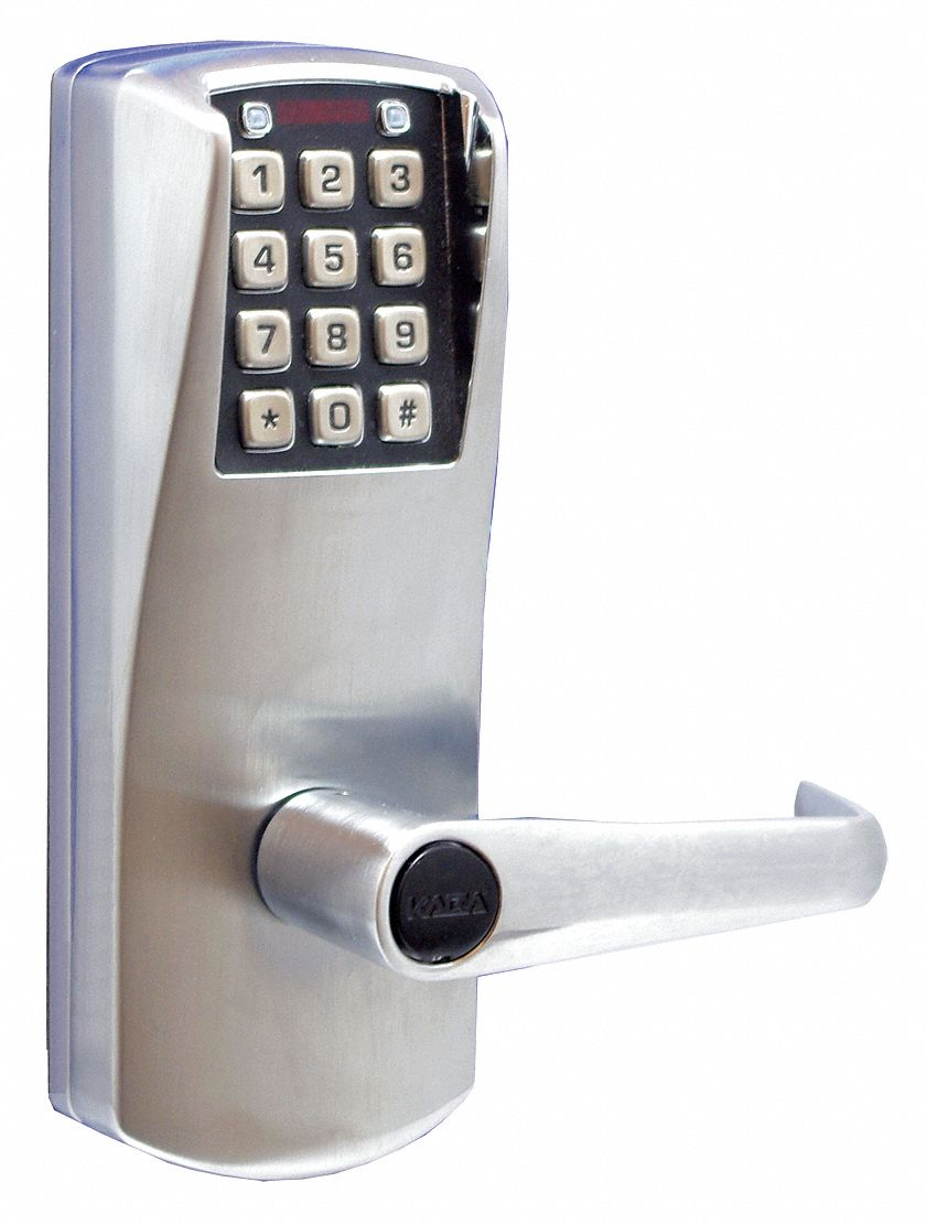 E Plex Electronic Keyless Lock 2 3 4 Quot Backset