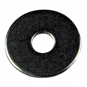 Flat Washer, Stainless Steel, For Use With 6NWX6