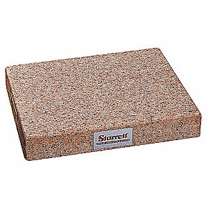 Granite Toolmakers Flat,Pink,8x12x2