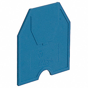 End Barrier,Nylon,Blue