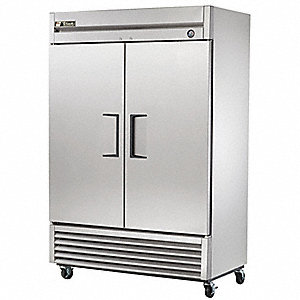 Refrigerator,49 cu ft,Stainless Steel