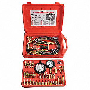 Fuel Injection Master Test Kit