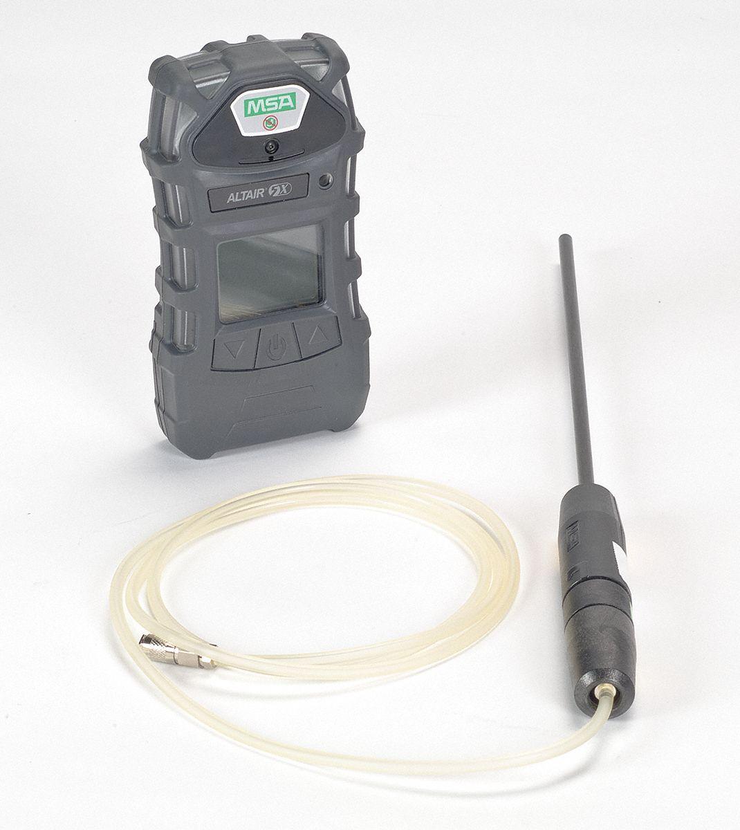 4 Gas Meter : Msa multi gas detector to f lcd rpz