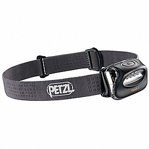 Headlamp,LED,40 Lm,Gray