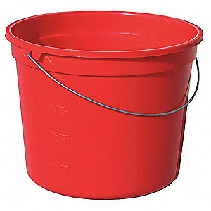 Paint Pail,5 qt.,Hi Density Polyethylene