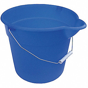 Paint Pail,12 qt,Hi Density Polyethylene