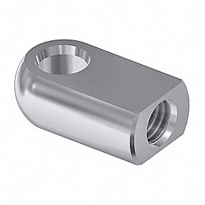 Hinge Eye,6.2mm 16mm M5 Thread