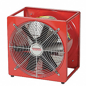 Electric NPV Fan, 3200 cfm