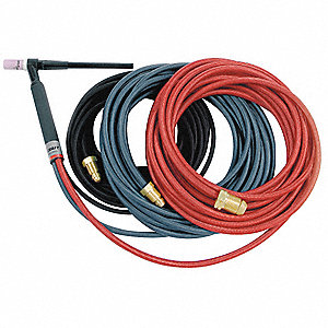 Torch Kit,W-250,25 ft.,Braided