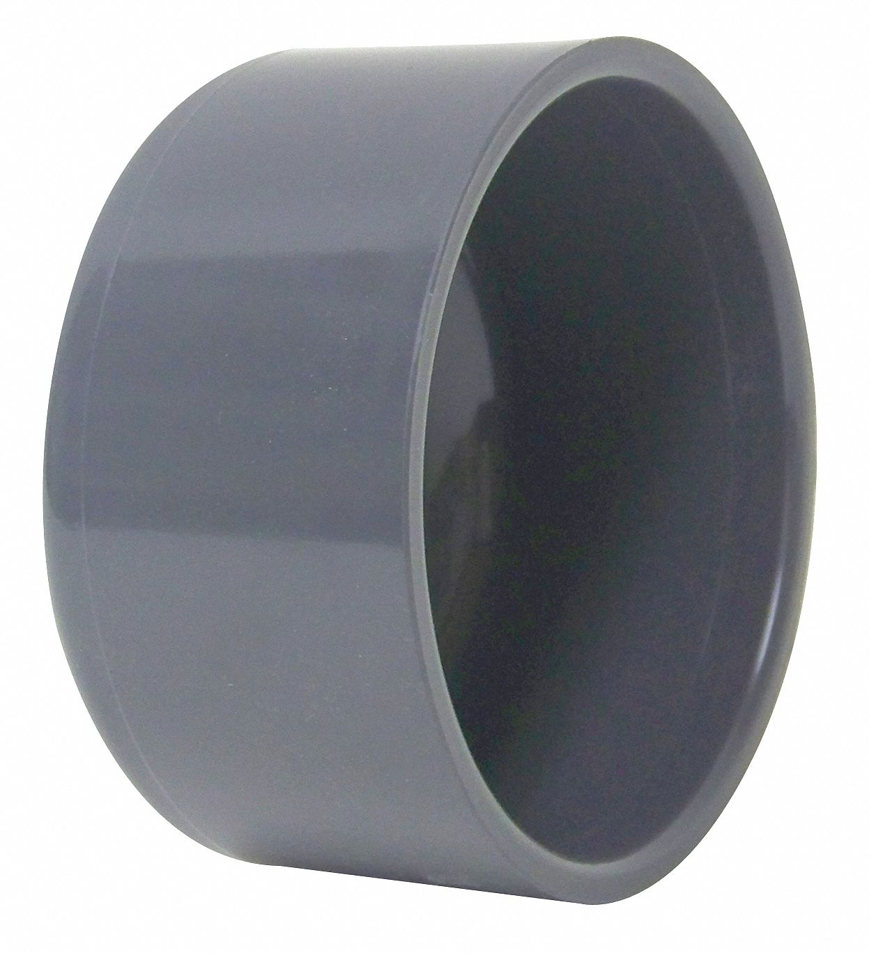 Plastic Supply Type I Pvc End Cap 4 Quot Duct Fitting
