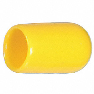 Thread Protector,Yellow,5/16 In,PK30
