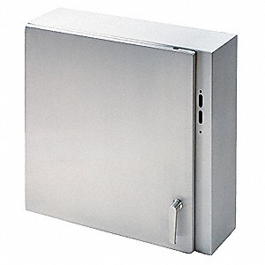 "304 Stainless Steel Disconnect Enclosure, 47.20"" Height, 38.40"" Width, 11.80"" Depth"