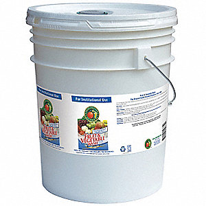 Fruit & Vegetable Wash, 5gal