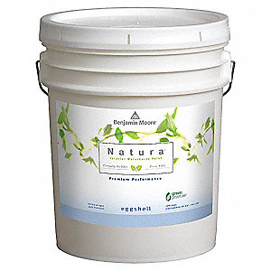 benjamin moore interior paint eggshell 5 gal white dove 18x453. Black Bedroom Furniture Sets. Home Design Ideas
